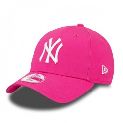 Šiltovka New Era 9Forty Essential NY Yankees Pink White