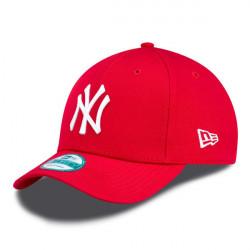 Šiltovka New Era 9Forty MLB League Basic NY Yankees Scarlet
