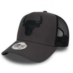 Šiltovka New Era 9Forty NBA A Frame Trucker Diamond Era Chicago Bulls Grey - UNI