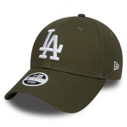 Šiltovka New Era 9Forty Womens Essential LA Dodgers Rifle Green