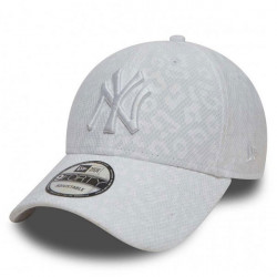 Šiltovka New Era 9Forty Womens MLB Leopard NY Yankees White
