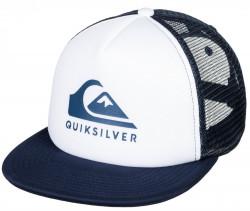 Šiltovka Quiksilver Foamslay white univerzálna veľkosť