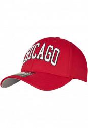 Šiltovka Starter Chicago Flexfit Cap Farba: Červená,