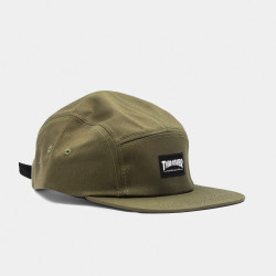 Šiltovka Thrasher 5-PANEL CAP - ARMY