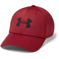 Šiltovka Under Armour UA Armour Twist Stretch Cap-RED Size: XL/XXL