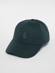 Šiltovky Just Rhyse / Snapback Cap Tiquina in green