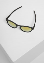 Slnečné okuliare Urban Classics 106 Sunglasses UC black/orange Pohlavie: pánske,dámske