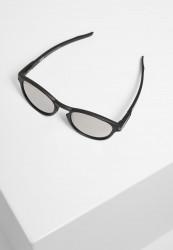 Slnečné okuliare Urban Classics 106 Sunglasses UC black/silver Pohlavie: pánske,dámske