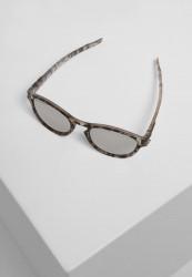Slnečné okuliare Urban Classics 106 Sunglasses UC grey leo/silver Pohlavie: pánske,dámske