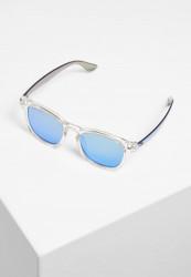 Slnečné okuliare Urban Classics 109 Sunglasses UC transparent/blue Pohlavie: pánske,dámske