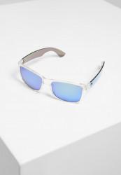Slnečné okuliare Urban Classics 110 Sunglasses UC transparent/blue Pohlavie: pánske,dámske