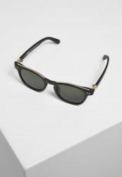 Slnečné okuliare Urban Classics 111 Sunglasses UC black/gold Pohlavie: pánske,dámske