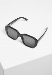 Slnečné okuliare Urban Classics 113 Sunglasses UC black/black Pohlavie: dámske