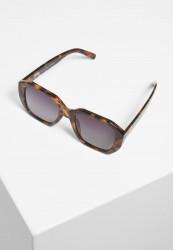 Slnečné okuliare Urban Classics 113 Sunglasses UC brown leo/black Pohlavie: dámske