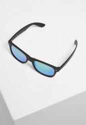 Slnečné okuliare Urban Classics Sunglasses Likoma Mirror UC black/green Pohlavie: pánske,dámske