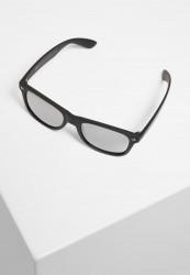 Slnečné okuliare Urban Classics Sunglasses Likoma Mirror UC black/silver Pohlavie: pánske,dámske