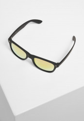 Slnečné okuliare Urban Classics Sunglasses Likoma Mirror UC blk/orange Pohlavie: pánske,dámske