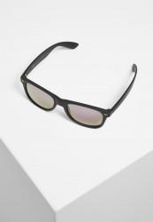 Slnečné okuliare Urban Classics Sunglasses Likoma Mirror UC blk/pur Pohlavie: pánske,dámske