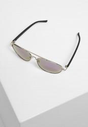 Slnečné okuliare Urban Classics Sunglasses Mumbo Mirror UC silver/purple Pohlavie: pánske,dámske