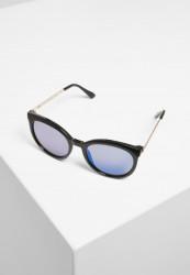 Slnečné okuliare Urban Classics Sunglasses October UC black/blue Pohlavie: dámske