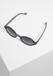 Slnečné okuliare Urban Classics Sunglasses Retro Funk UC grey leo/black Pohlavie: dámske