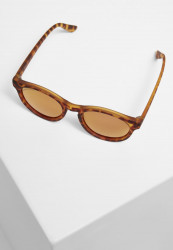 Slnečné okuliare Urban Classics Sunglasses Sunrise UC brown leo/rosé Pohlavie: dámske
