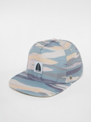 Snapback Just Rhyse / Snapback Cap Sucre in camouflage