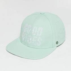 Snapback Just Rhyse / Snapback Cap Vichayito in green