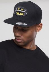 Snapback Merchcode Destroyed Batman Snapback