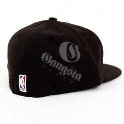 Snapback New Era NBA Seasonal Basic Detroit Pistons Cap #1