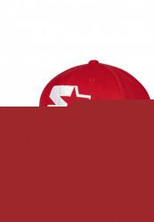 Snapback Starter Logo Snapback Farba: red,