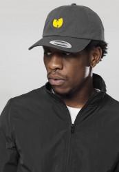 Snapback Wu-Wear Logo Dad Cap grey