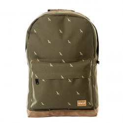 7a5b093bb Spiral Bird Backpack Bag Olive - UNI