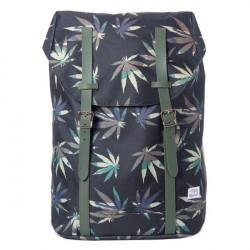 Spiral Grass Camouflage Hampton Backpack Bag - UNI