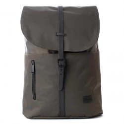 Spiral Tribeca Industry Olive Backpack Bag - UNI