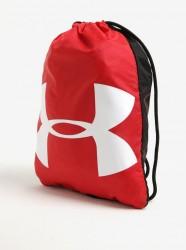Športové vrecko UNDER ARMOUR Ozsee Sackpack Red / Black