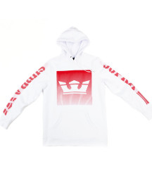 SUPRA Pánska mikina Crown Fade Pull Over Fleece