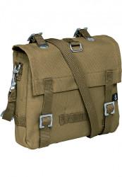 Taška BRANDIT Small Military Bag Farba: olive, Grösse: one size