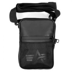 Taška cez rameno Alpha Industries Utility Bag Black
