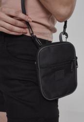 Taška cez rameno Urban Classics Festival Bag Small black