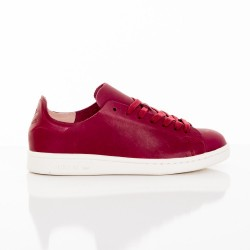 Tenisky Adidas Originals Stan Smith Nude Burgundy