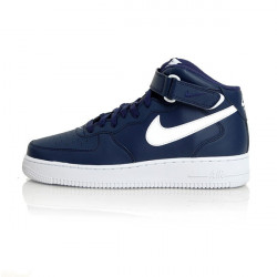 Tenisky Nike Air Force 1 Mid 07 Midnight Navy White