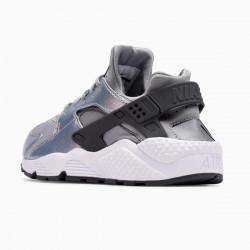 Tenisky Nike WMNS Air Huarache Run Grey White #1