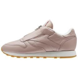 Tenisky Reebok Classic Leather Zip Pink