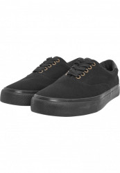 Tenisky Urban Classics Low Sneaker With Laces čierne #1