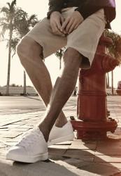 Tenisky Urban Classics Summer Sneaker biele