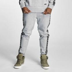 63333e44f187 Thug Life Wired Life Sweatpants Grey