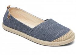 Topánky Roxy Flora II denim