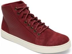Topánky Roxy Melbourne burgundy