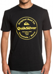 Tričko Quiksilver Secret Ingredient black